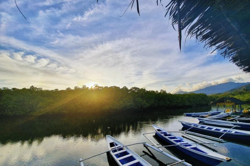 Living in Palawan