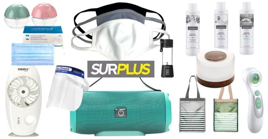 Shop & Ship withSurplus