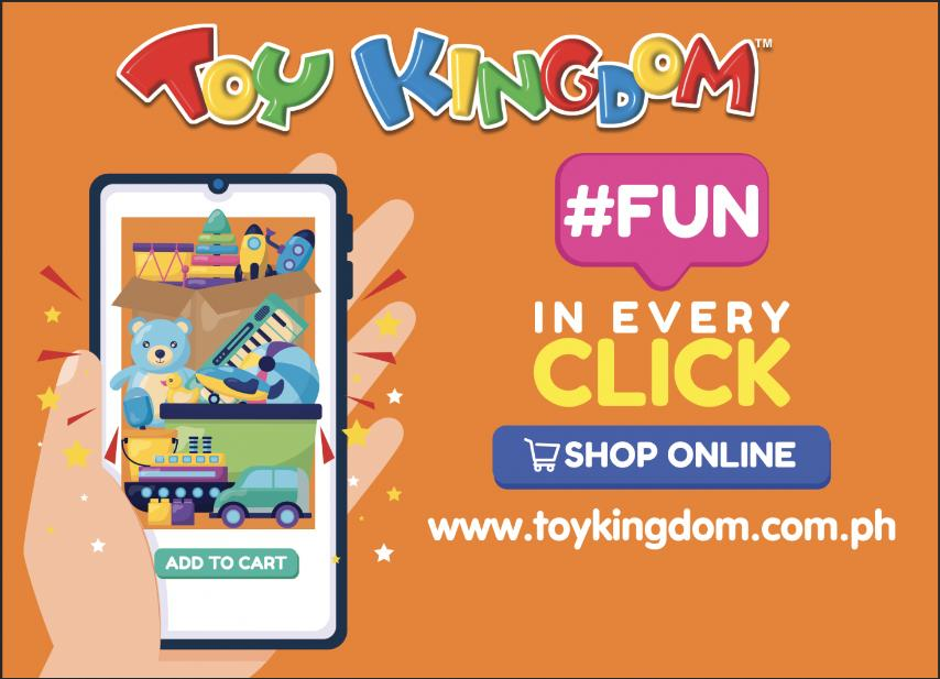Shop and Play as Toy Kingdom Goes Online