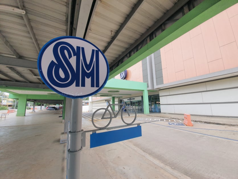Going Bike-Friendly at SM City PuertoPrincesa