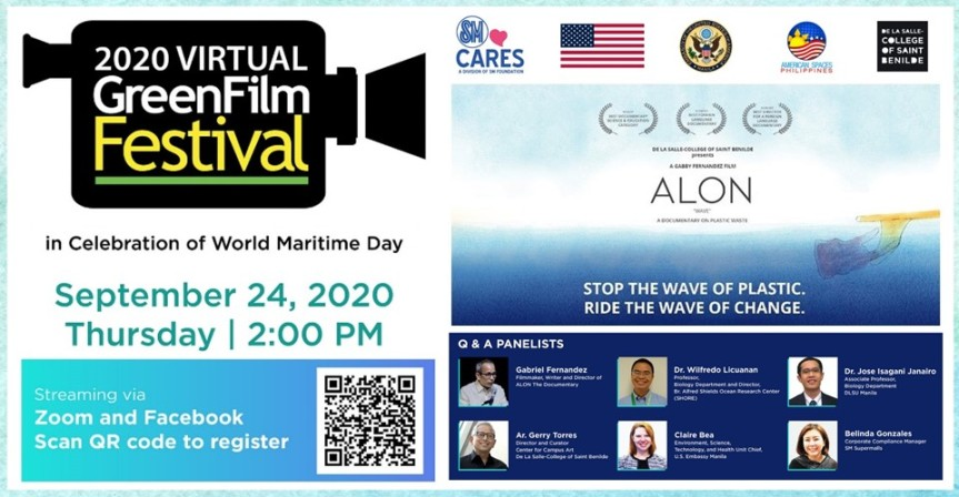 2020 Virtual Green Film Festival is set on Sept. 24