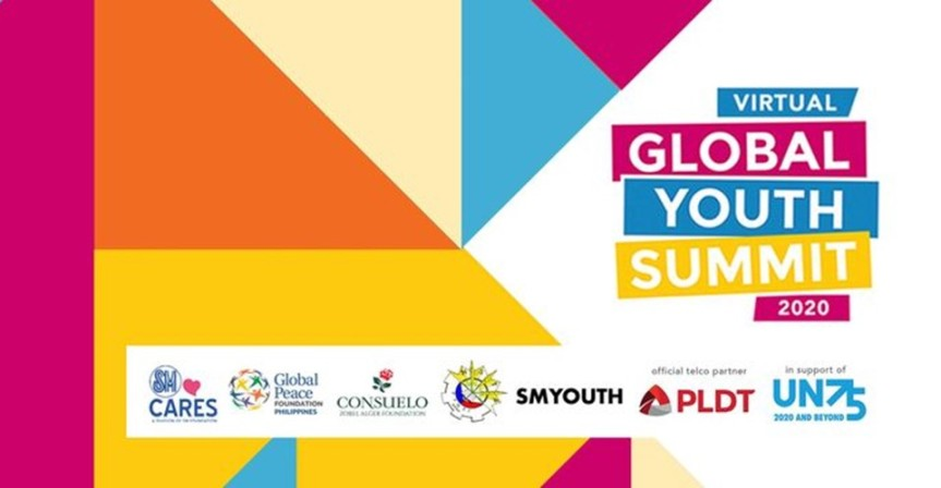 SM Cares to launch Global Youth Summit 2020 online this weekend