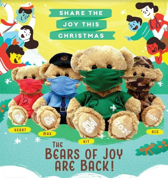 The Bears of Joy are Back!