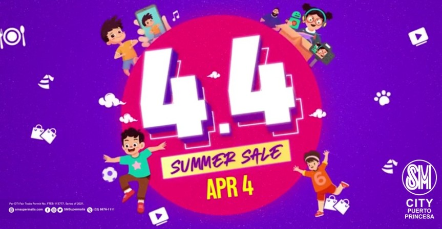 Summer Sale on Easter? Why not!