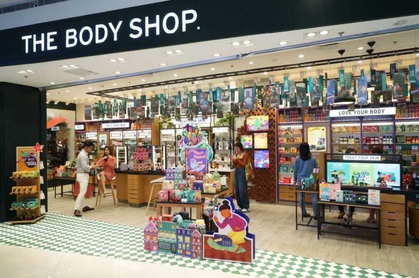 The Body Shop Celebrates 25 Feel Good Years in thePhilippines