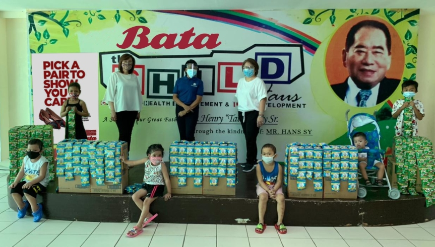 Walking Together with Bata AndChildhaus