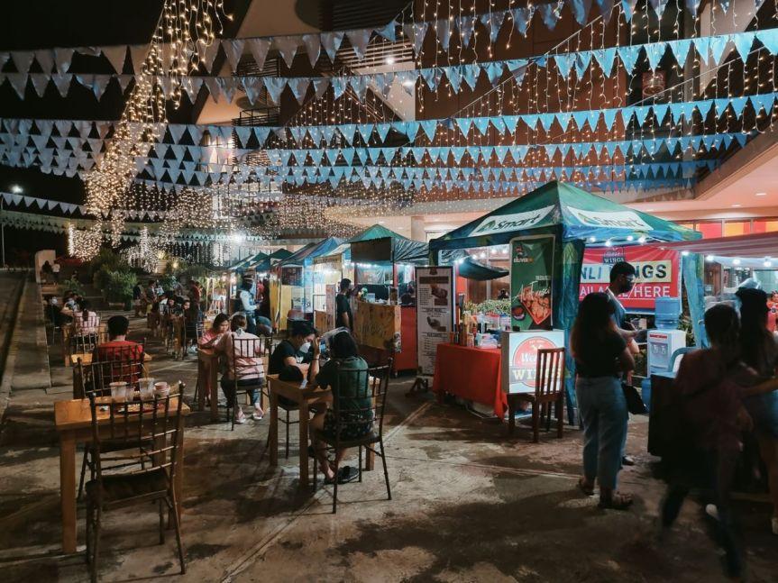 LOOK: SM's Al Fresco Fiesta FoodPark
