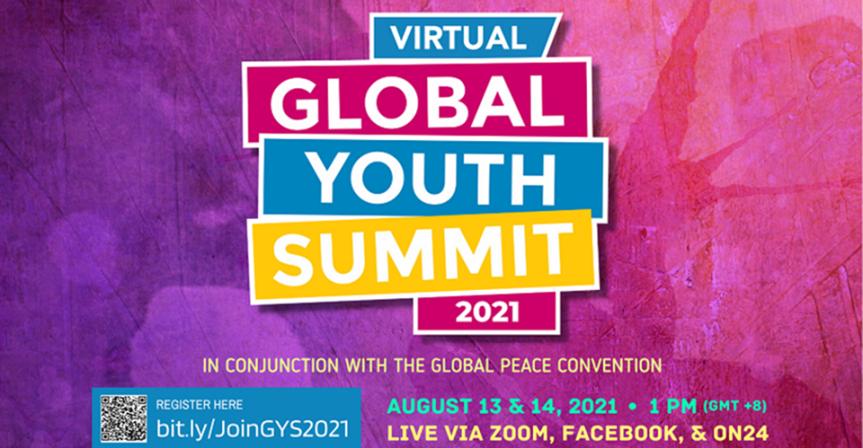Virtual Global Youth Summit2021