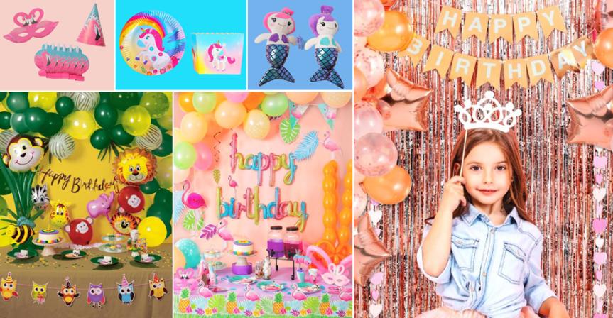 Virtual Party Ideas with ToyKingdom